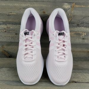 131616166fc42 New Nike Women's Revolution 4 Running Shoes Pink NWT